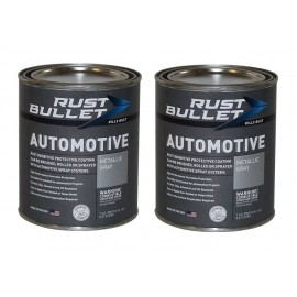 Automotive Rust Inhibitor Coating anti rust Paint 2 Pint Auto Special Saver Pack. Limited offer- Buy now!