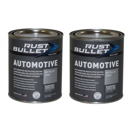 Car Rust Treatment Paint Metal Primer 2 Pint Special Saver Pack. Limited offer- Buy now!